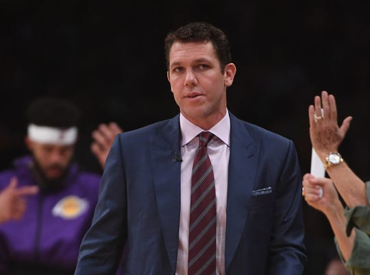 NBA investigation clears Kings coach Luke Walton of sexual assault allegations