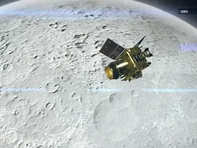 Just days after entering into a lunar orbit, the Indian Space Research Organisation's Chandrayaan-2 spacecraft snagged its first shot of the moon. The lander is expected to separate and then touch down on the surface September 7th.