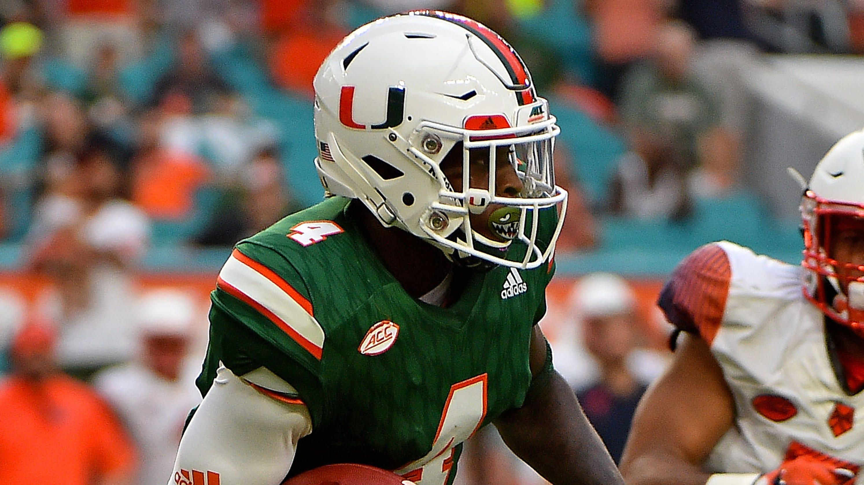 Staff picks for Florida-Miami (Fla.) season opener for college football