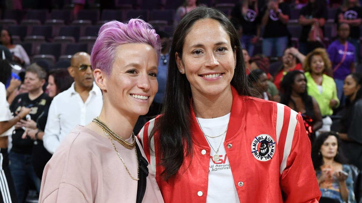 Sports royalty: The power couples