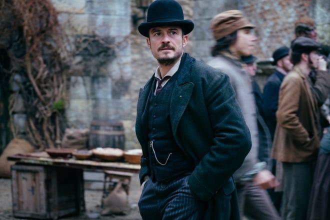 Orlando Bloom plays police detective Rycroft Philostrate in Amazon's fantasy series, 'Carnival Row.'