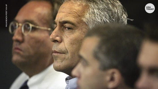 Justice Department: Psychologist removed Jeffrey Epstein from suicide watch