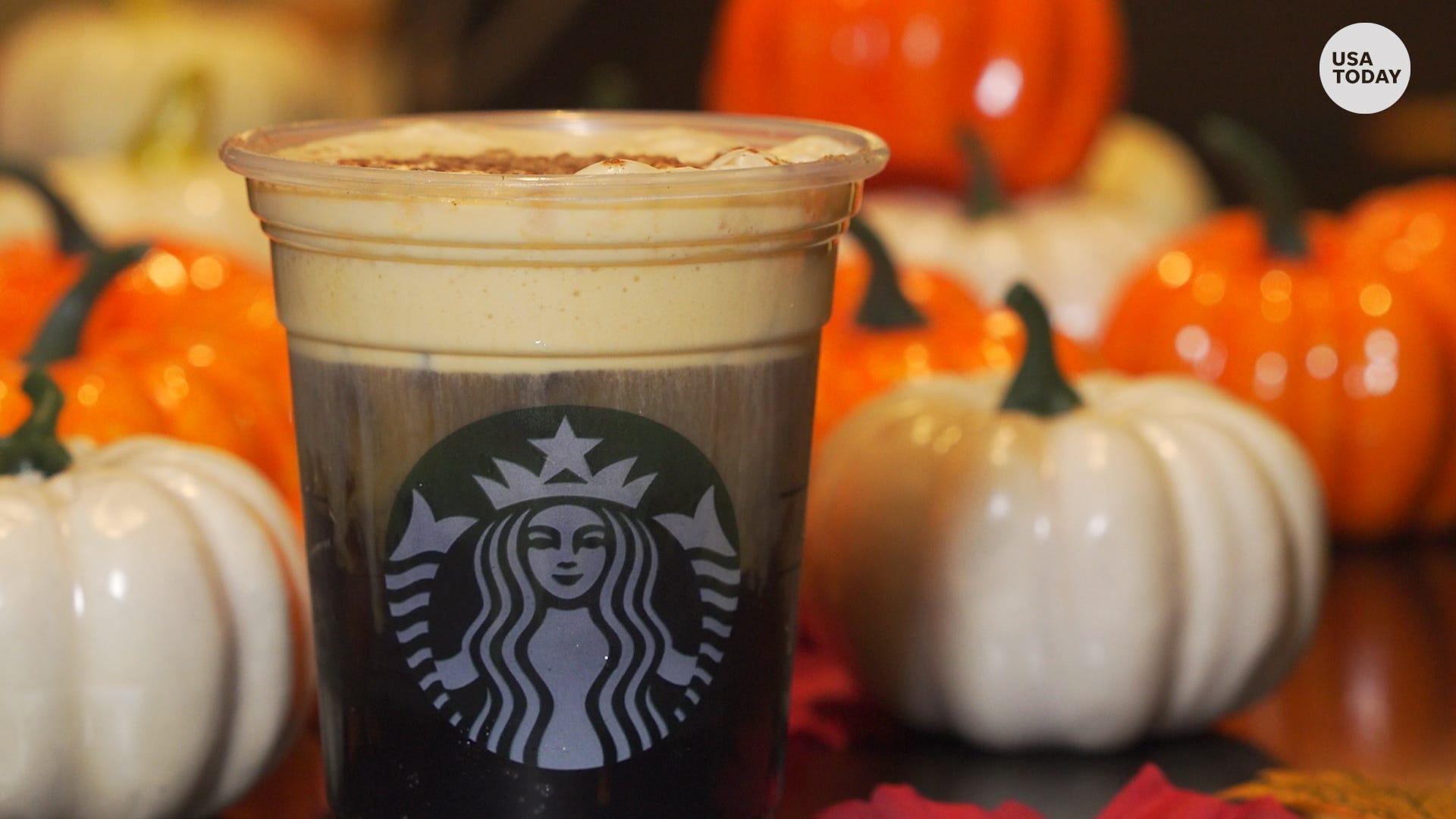 Starbucks Pumpkin Cream Cold Brew Could Rival Pumpkin Spice