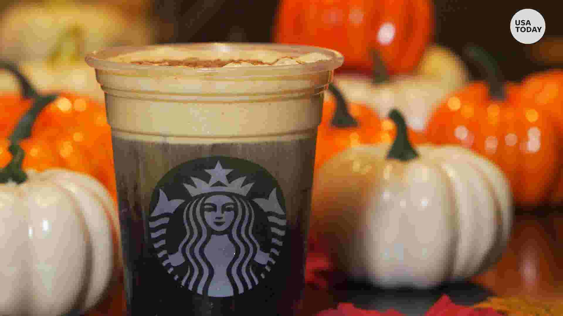 Christmas Starbucks Drinks 2019.How Starbucks New Pumpkin Cream Cold Brew Stacks Up Against Beloved Psl