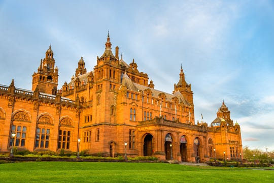 Kelvingrove Art Gallery and Museum, opened in 1901, is a favorite for locals and visitors alike with breathtaking architecture and a family-friendly atmosphere.
