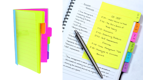 Your notebooks are about to get a lot more organized.