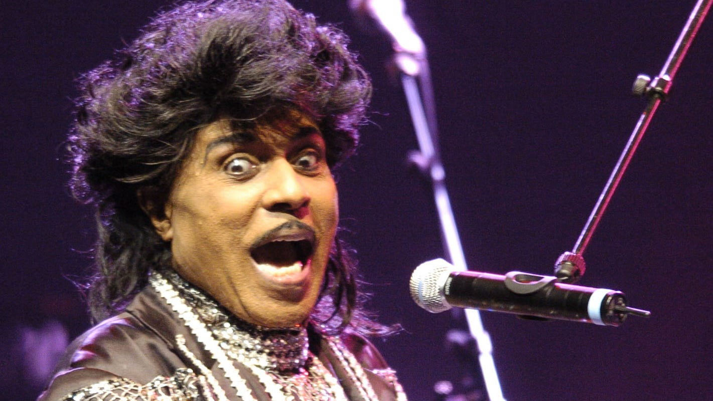 'He was the most loving person': Little Richard's guitarist, Chance the Rapper, Spike Lee react to singer's death