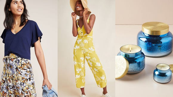 Anthropologie is having a massive sale this weekend