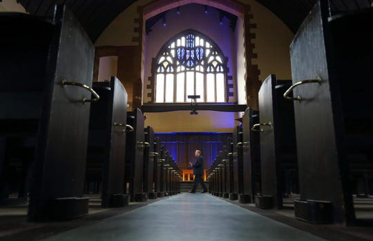 Queen's Cross Church is just one of many hidden gems in Scotland.
