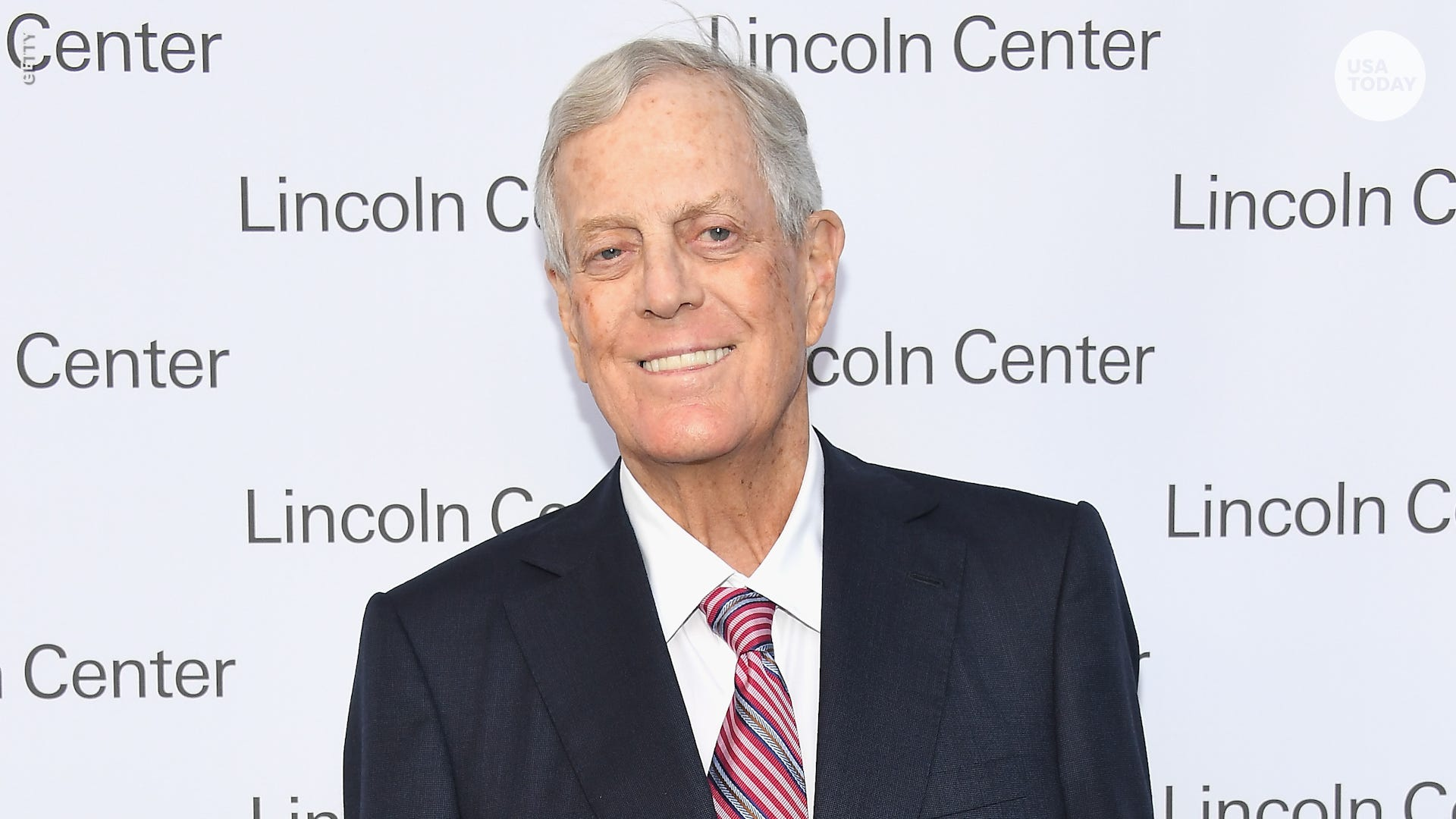 Charles David Koch We Know Who You Are >> David Koch Billionaire Who Built Conservative Empire Dies At 79