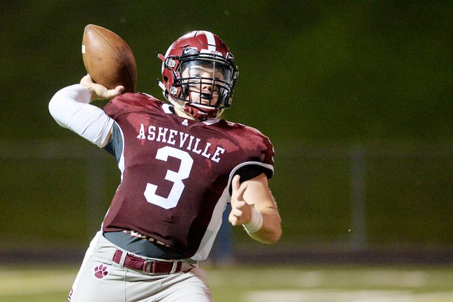 Asheville High escaped with a big win over North Buncombe.