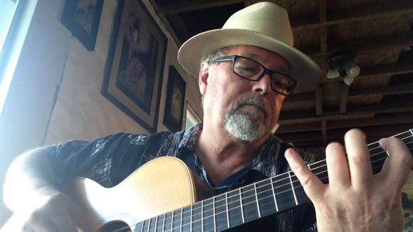 Jim Skewes performs Aug. 31 at the Guitar Cafe in Silverdale.