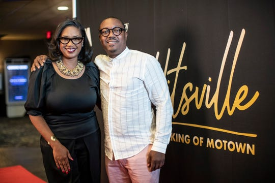 Robin Terry, CEO of Motown Museum and
