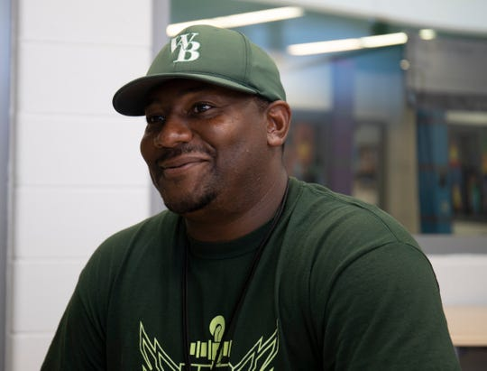 West Bloomfield head coach Ron Bellamy took his Lakers to the Division 1 state title game two years ago.