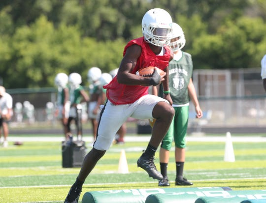 West Bloomfield quarterback C.J. Harris is a major reason the Lakers are a favorite to win a state title this season.