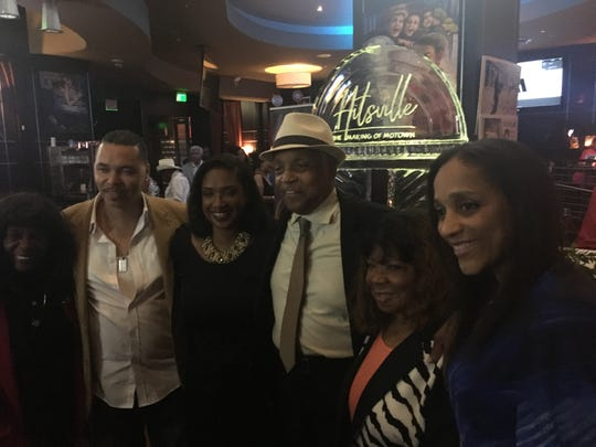 "A party at Hamlin Corner in Royal Oak followed the premiere of ""Hitsville: The Making of Motown"" Friday, Aug. 23, 2019."