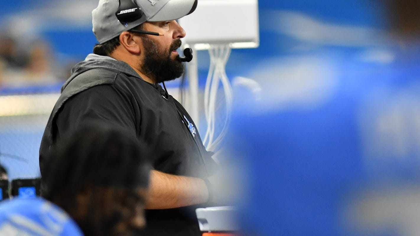 Rogers: Lions' Matt Patricia makes unintentional case for 'Hard Knocks'