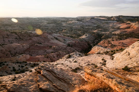 A summary the Bureau of Land Management provided to The Associated Press shows that the plan for the Grand Staircase-Escalante National Monument in southwestern Utah codifies that the lands cut out of the monument will be open to mineral extraction such as oil, gas and coal as expected.
