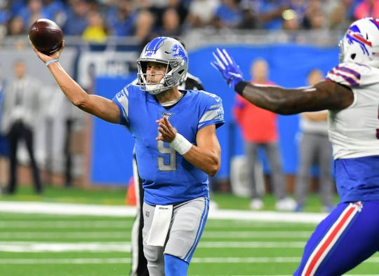 Lions quarterback Matthew Stafford's fantasy draft stock could surge based on Darrell Bevell's new offensive scheme.