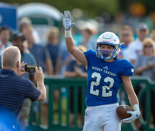 Andrew Sowinski and Chatard look like the team to beat in Class 3A.