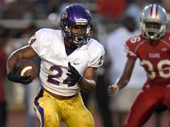 Mississippi high school football scores for Aug. 22-24