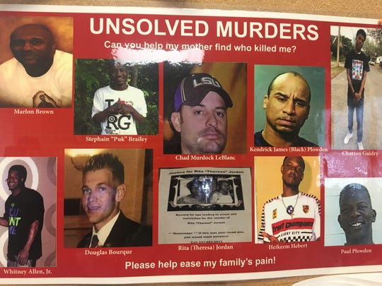 Abbeville Police Department is asking the public for helping solving back to back murders. The town still has eight cold cases.