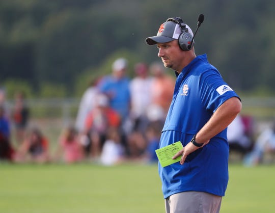 Silver Creek head coach Dave Papenhaus is 4-0 to start the season and his coaching career.