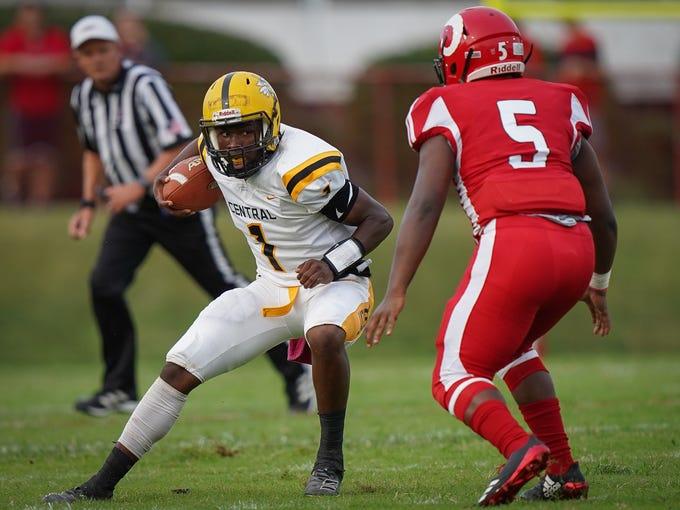 Manual hosts Central as Kentucky high school football gets going