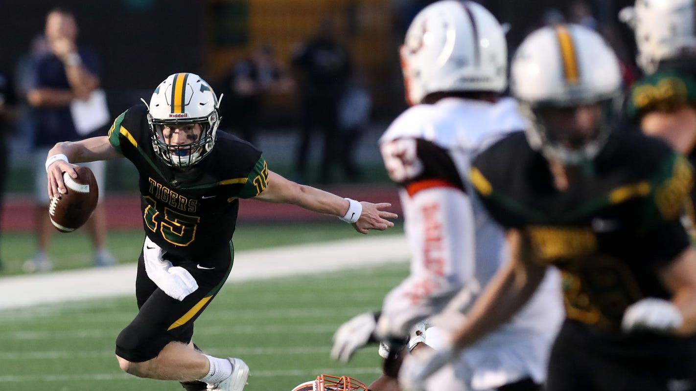 Kentucky high school football scores from Friday's season openers