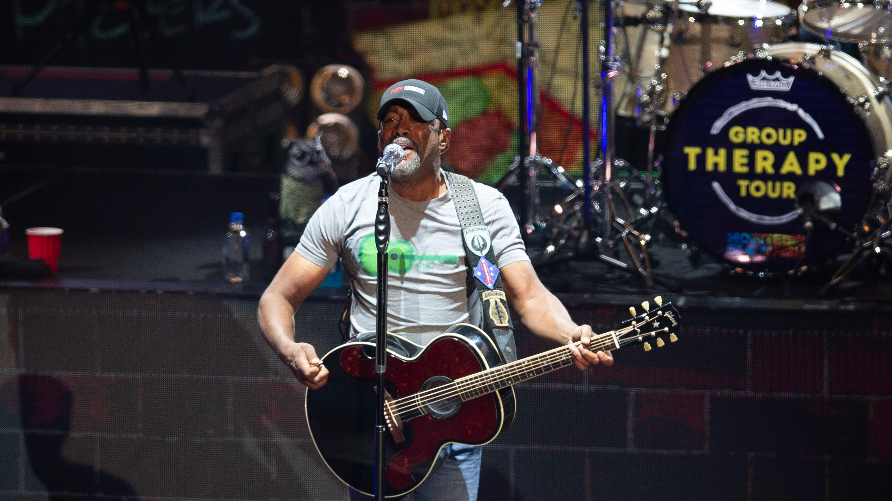Hootie The Blowfish Redefine Legacy Preview Country Album