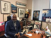 Chair of ASU's Department of History and Political Science Derryn E. Moten.