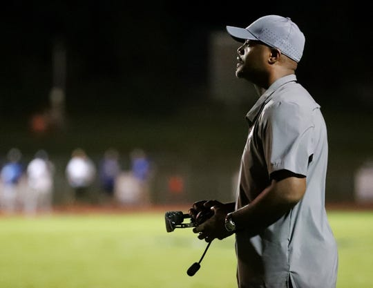 Coach Stanton Stevens and his La Vergne football squad are 3-3 entering Friday's game at Wilson Central.
