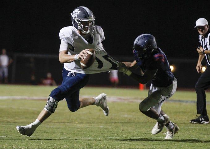 Arizona high school football rankings after Week 1: 6A-1A