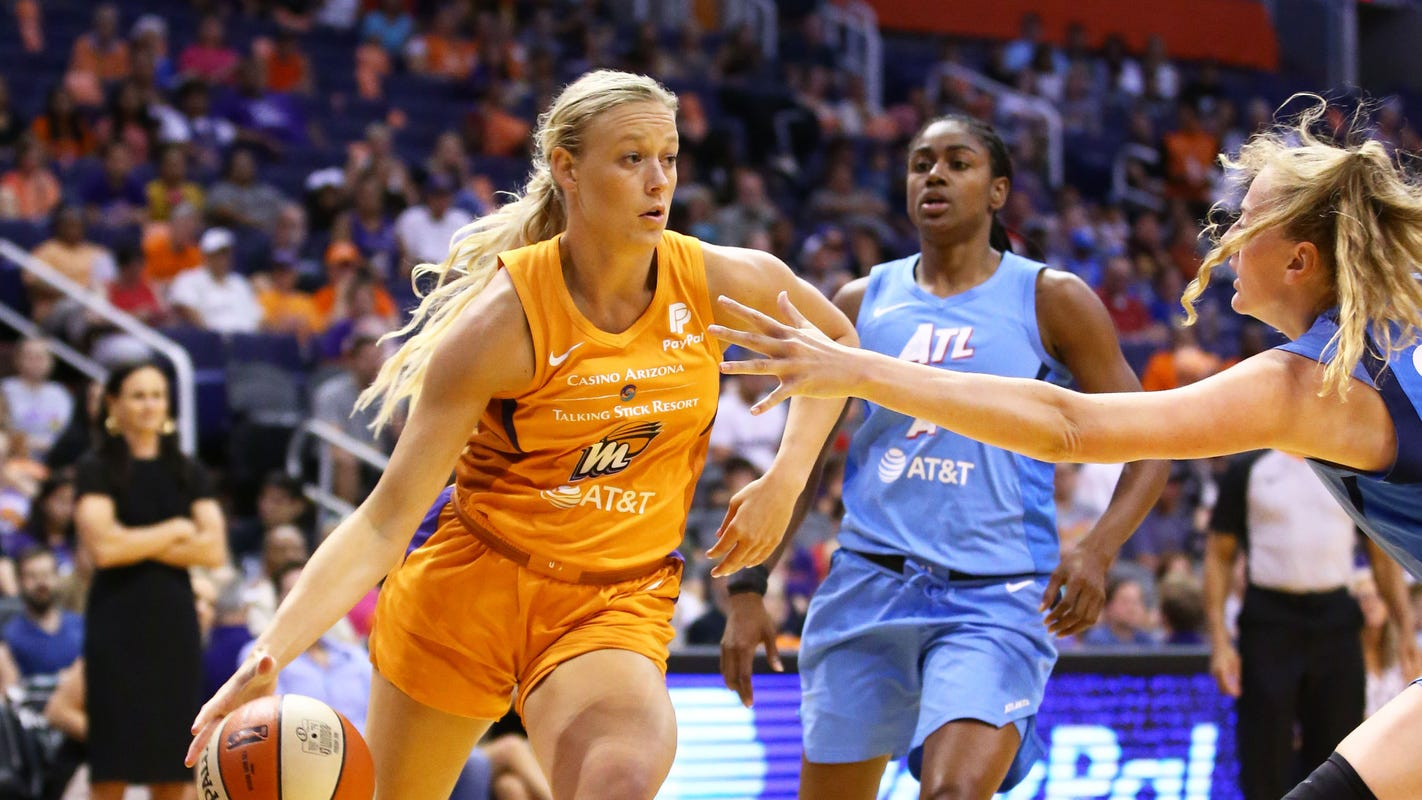 More than basketball: Mercury rookie Sophie Cunningham wants to be country singer