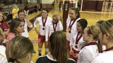 Highlights from the 2019 Bronte Showdown Volleyball Tournament Aug. 24, 2019, in Bronte, Texas