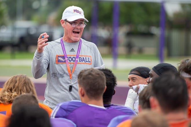 Northwestern State head football coach Brad Laird had to deliver bad news to his team on Thursday.