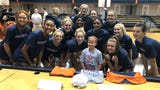 Aida Aleshire, who was diagnosed with Type 1 diabetes in 2016, will spend the season with UVA volleyball.