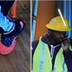 Tallahassee Police: Armed robbery suspect wore yellow hard hat, vest and pink shoes