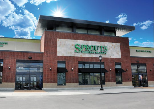 Sprouts Farmer's Market will take the place of Barnes and Noble next to the Concord Mall on Concord Pike. Pictured is one of the company's flagship stores.