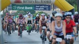 Sights and sounds at the HH 100 starting line
