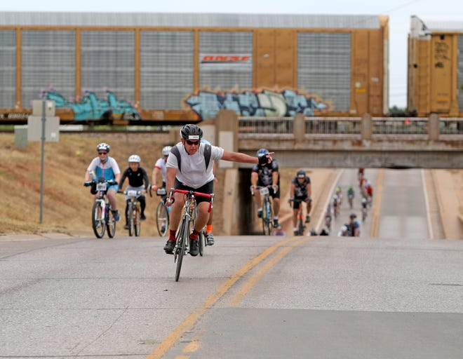 Various public roads, mainly in the downtown Wichita Falls area, will be closed during some Hotter'N Hell events.