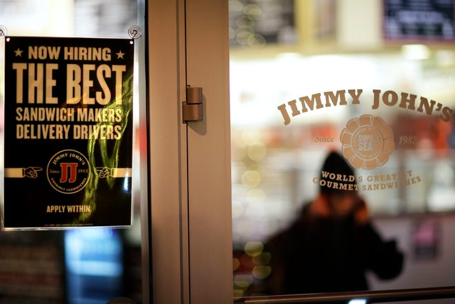Jimmy John's has removed sprouts at all of its restaurants after receiving a warning letter from federal health agencies.