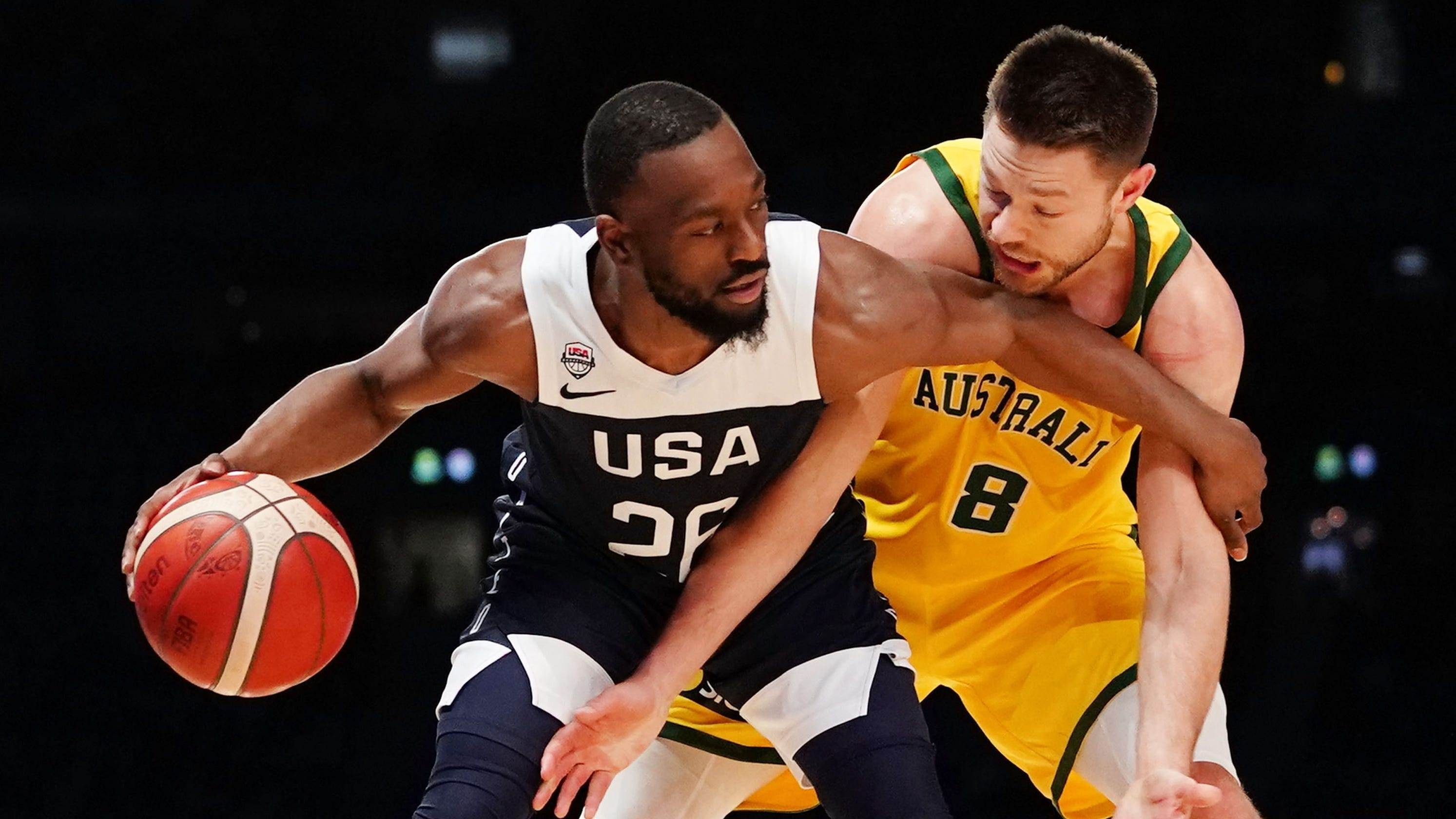 After loss to Australia, USA basketball team vulnerable at World Cup