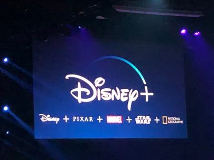 What to expect from Disney+ streaming service: Yes, it'll include Marvel and Star Wars