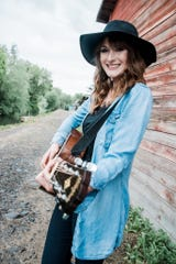 Afton Prater follows up her mid-August Rock the Dock show with a 12:30 p.m. Blackberry Festival set opening for Miller Campbell.