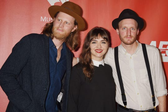 Saturday headliner the Lumineers