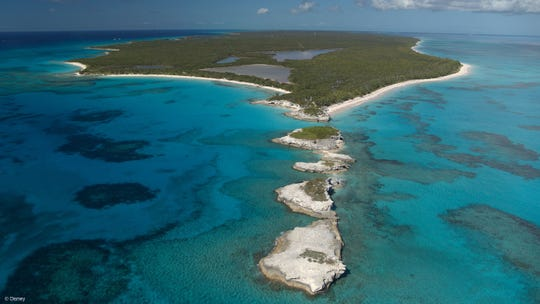 Lighthouse Point on the island of Eleuthera will Disney Cruise Line's second private port of call in the Bahamas.