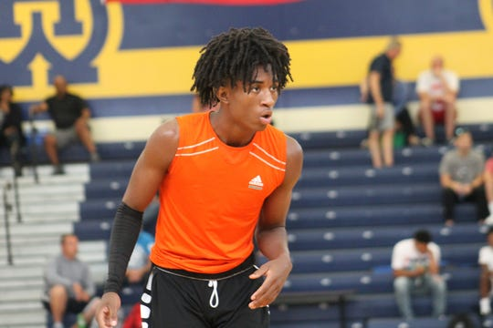 Freshman Rayvon Griffith of Taft already holds a DI offer before playing a varsity game