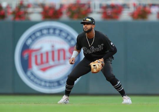 Willi Castro makes his MLB debut Saturday in Minneapolis.