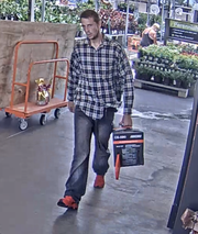 The Cape Coral Police Department is looking toidentify a man they said was involved in a theft Saturday at The Home Depot at 2508 Skyline Blvd. and an attempted theft earlier at Lowes on Pine Island Road.